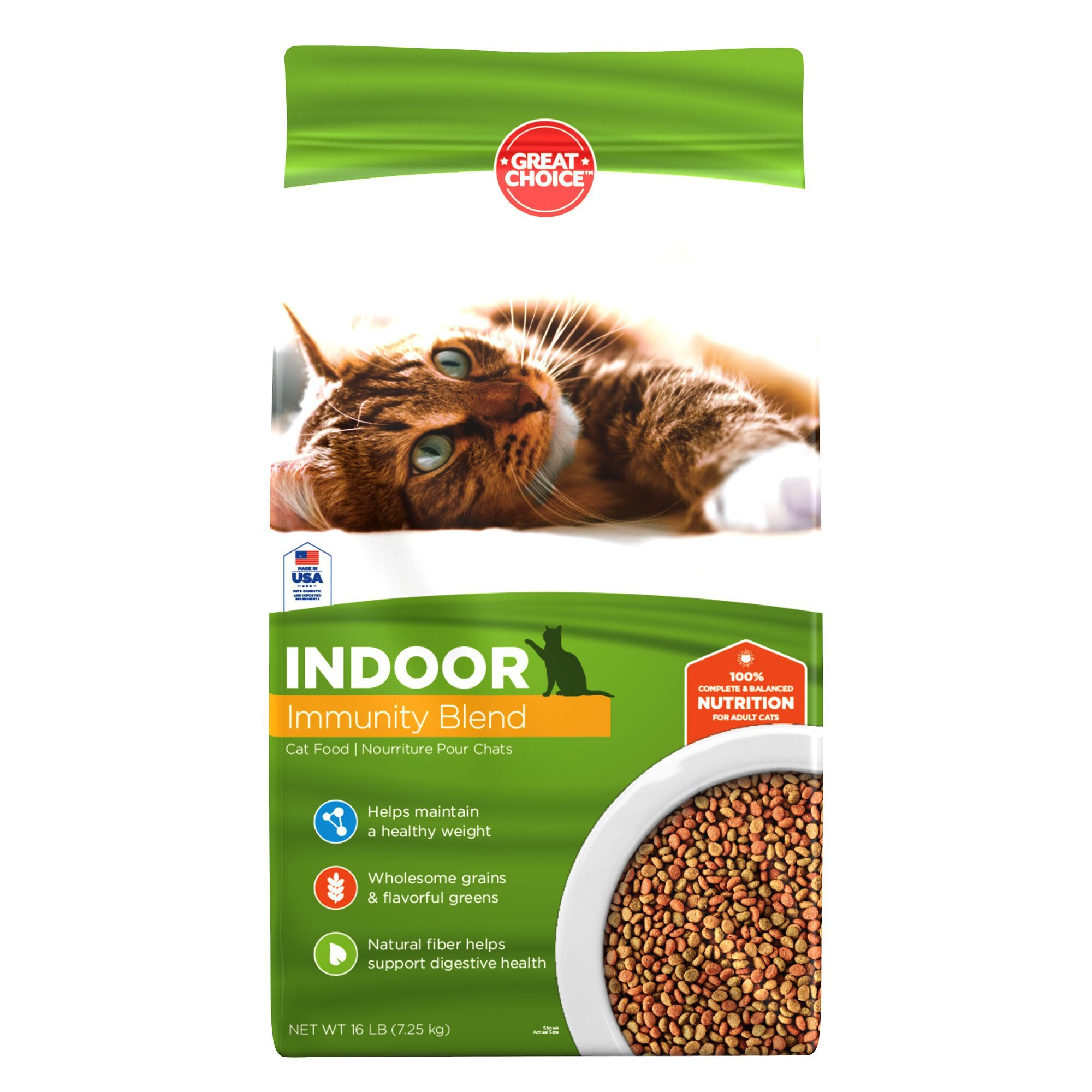 Natural choice complete care adult cat food